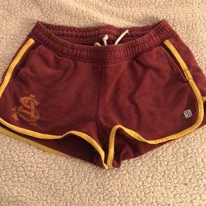 ASU Tailgate Fleece Shorts